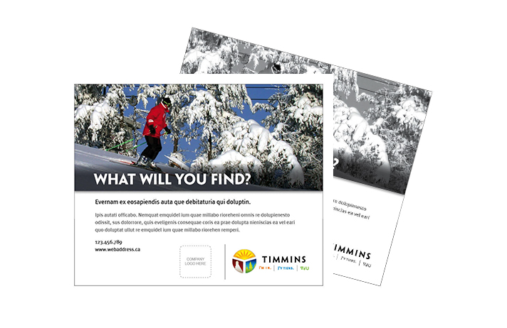 Timmins Ad Template - Small Horizontal